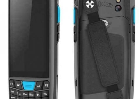 Przemysłowy kolektor danych LECOM T80 2D z Honeywell N6603 Android 8.1